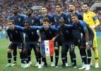 Dünya şampiyonu Fransa kadrosunda dikkat çeken detay!