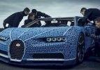 1 milyon legodan Bugatti Chiron