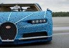 Bugatti Chiron'u bakın neyle kapladılar!