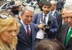Başkan Erdoğan'a Arjantin'de yoğun ilgi