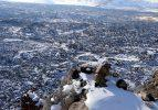 Tendürek Dağı'nda -35 derecede vatan savunması!