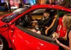 Devler, Detroit Otomobil Fuarı'nda boy gösterdi