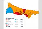İşte ilçe ilçe İstanbul sonuçları