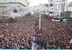 AK Parti'nin Ağrı mitinginden fotoğraflar