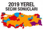 İl il 2019 yerel seçim sonuçları