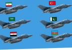 İslam Ordusu'na katılan 34 ülke ve savaş güçleri