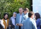 Başkan Erdoğan'a İstanbul'da yoğun ilgi