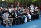 Cumhurbaşkanı Erdoğan torununun mezuniyet töreninde!