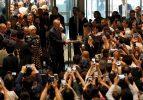 Erdoğan'ı gören telefona sarıldı! Japonya'da sevgi seli...