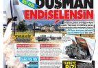 Gazetelerin S-400 manşetleri