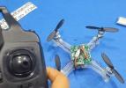 Kendi Drone'unu kendi yaptı!
