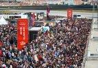 TEKNOFEST İstanbul beşinci gününde de büyük ilgi gördü
