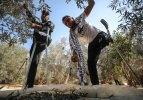 İsrail'in sakat bıraktığı Filistinlilere uzanan 'zeytin dalı'