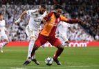 Real Madrid Galatasaray maçında en dikkat çekici kereler