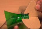 Pet şişeyle bakın ne yaptı! Çok şaşıracaksınız...