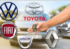 2020 Ocak ayında en çok satan otomobil markaları...