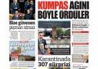 15 Şubat Cumartesi gazete manşetleri - M-5 yolunda TSK barikatı! Ruslar görüntüleri yayınladı