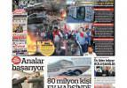19 Şubat gazete manşetleri