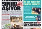 21 Şubat gazete manşetleri (Ruslar sınırı aşıyor)