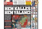 29 Şubat gazete manşetleri