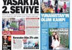 22 Mart Pazar gazete manşetleri - Avrupa'da liderler çuvalladı!