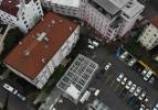 Pendik Devlet Hastanesi'nde dikkat çeken korona virüs tedbirleri!