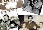Ünlülerin daha önce görmediğiniz aile albümleri