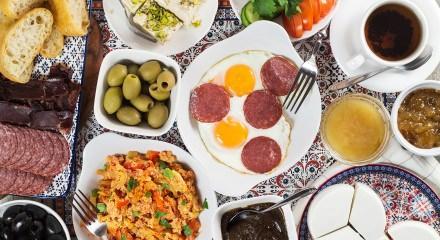 Kahvaltıda tüketilmemesi gereken yiyecekler