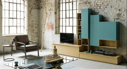 En modern TV üniteleri