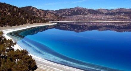 En temiz göl Salda gölü hakkında her şey