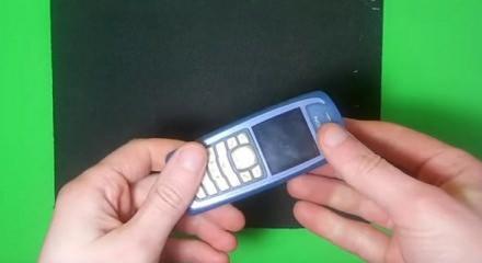Rus mühendis eski Nokia telefonu bakın neye dönüştürdü!