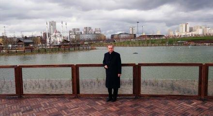 Başkan Erdoğan millet bahçesini gezdi