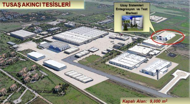 <p>Türkiye uzay sistemleri alanında önemli bir adım attı. Türkiye'nin ilk Uzay Sistemleri Entegrasyon ve Test Merkezi tamamlandı.</p>