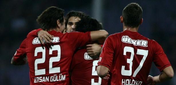 Beşiktaş'ta 11 futbolcu da gol attı!