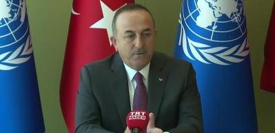 Çavuşoğlu'ndan Güvenli bölge açıklaması: Şu anda gelinen noktadan tatmin olmadık