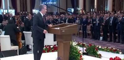 Mirziyoyev: (Millet Kütüphanesi)Tüm Türkiye halkına hayırlı uğurlu olsun