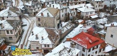 100 yıllık gelenekler yaşıyor... Bulgaristan köyleri ve geleneksel sofraları, müzikleri, halk oyunları