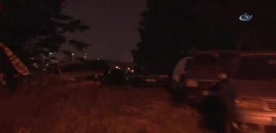 13 çalıntı otomobil İstanbul'da ormanlık alanda ele geçirildi