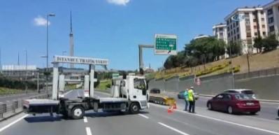 15 Temmuz Şehitler Köprüsü trafiğe kapatıldı