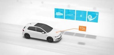 2020 Volkswagen Golf GTD'nin dikkat çeken motor özelliği