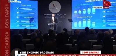 '2021 yılına kadar 2 milyon yeni istihdam oluşturacağız'