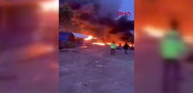 Afrin'de terör saldırısı! Ölü ve yaralılar var