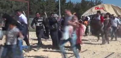 22 bin Suriyeli, bayram için ülkesine gitti