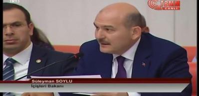 Bakan Soylu'dan 'devlet katliam yapıyor' diyen HDP'li vekile sert cevap