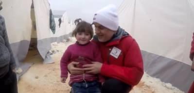 'İdlib'deki 3 milyon sivilin tamamı bu minik Ayşe'lerden oluşuyor'