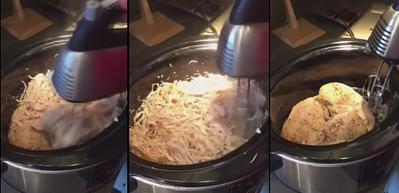 5 saniyede haşlanmış tavuk ditme yöntemi