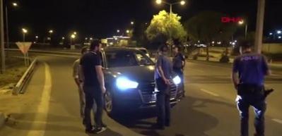 6'ıncı kez alkollü yakalanan sürücüye 7 bin 240 lira ceza