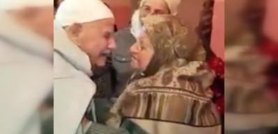 70 yıl sonra kavuşan Filistinli kardeşler duygulandırdı