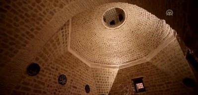 762 yıllık mevlevihane yeniden hizmete açıldı