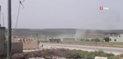 YPG'li hainler saldırdı: Şehit ve yaralılar var!